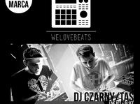 WE LOVE BEATS: DJ CZARNY/TAS / MENT XXL / STEVE NASH / DJ WHO?LIST NRD Toruń