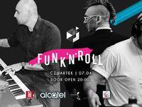 Funk'n'Roll #OPENSTAGE with Oscar Stieler [Erykah Badu/ Dwele/Taio Cruz]