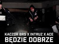 """Kaczor BRS łączy siły z Intruzem i ACE - mamy trzeci klip promujący album """"Wróg publiczny""""!"""
