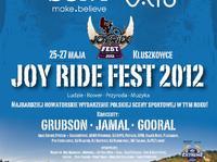 Joy Ride Fest w Kluszkowcach - Koncerty Grubsona, Jamala i Goorala