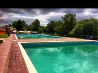 Woda na basenach Wisły