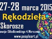Targi Rękodzieła Projektu Peopleart