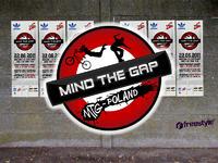 Jeszcze tylko tydzień do Mind The Gap w Warszawie.