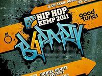 Before party przed festiwalem Hip Hop Kemp w Krakowie