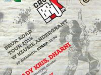 Bruk Road Tour 2014