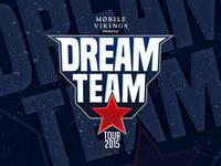 Dream Team Tour 2015