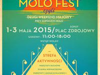 Molo Fest – długi weekend majowy w Sopocie!