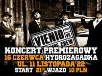 Vienio & Way Side Crew zagrają w Hydrozagadce