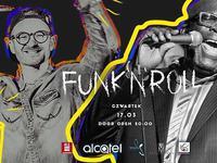 Funk'n'Roll by Jnr Robinson / Bartozzi #openstage