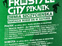 Freestyle City Piknik 2013 - Szczytno