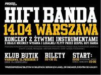 HIFI BANDA LIVE BAND - Warszawa