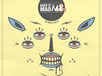 Mad-Hop pres. SLUGABED [Ninja Tune] / Kixnare / Minoo / En2ak / Zova / Raq @ 1500m2