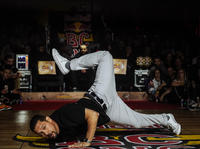 Poe One showcase na Red Bull BC One Cypher Poland 2019