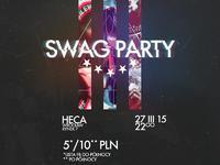 SWAG PARTY #3 - HAZE x KA-MEAL x OLFVN x DA VOSK DOCTA x ROWLF THE DAWG x LP_ΔCTS