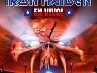 Iron Maiden - En Vivo! na DVD i Blu Ray