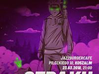 Młody Simba w Koszalinie! Koncert SZPAKU już 23. marca w JAZZBURGERCAFE