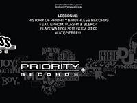 17.07 Warszawa: Rap History Warsaw presents Priority & Ruthless Records ft. Eprom, Plash & Blekot