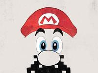 Space Invader VS Mario Bros - Julia Somi Heglund