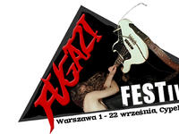 Sugerowana cena godziny koncertu na FUGAZI FESTiwal 1 ZŁOTY