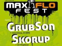 GrubSon, Niger, Skorup - MaxFloFest w Łodzi