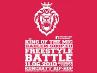 King Of The Mic - Freestyle Battle w Ringu