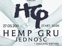 Koncert Hemp Gru - WROCŁAW