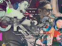 ROCK&SOUL by Tommy Moe, Michał Grobelny, Romi i goście