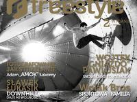 Drukowany Magazyn Freestyle nr 2