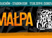Małpa na CZW RAP NIGHT XII
