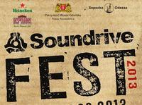 Bilety na Soundrive Fest 2013  w promocyjnej cenie!
