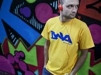 "DNA kolor ""First Pack"" Yellow/ Blue - T-shirt"