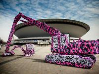 Katowice Street Art Festival 2012 - Pierwsze Prace