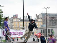 Relacja z Warsaw City Skateboarding Challenge