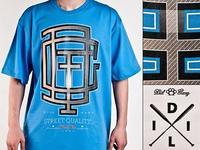 "DIIL ""DGF GRADIENT"" T-Shirt"