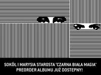 "Preorder albumu ""Czarna Biała Magia"""