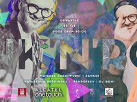 Funk'n'Roll by Kasia K8 Rościńska, Krzysztof Jankowski JANKES, Mateusz Krautwurst & DJ Romi