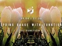 SPRING BRAKE with DJ FUNKTION