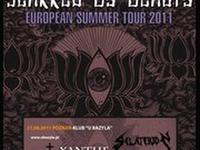 European Summer Tour 2011: Scarred By Beauty [Dania]