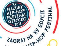 """Finaliści konkursu """"Zagraj na Mazury Hip-Hop Festiwal 2016"""""""
