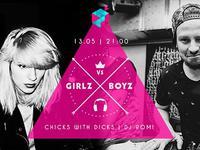 GIRLZ vs. BOYZ: CHICKS with DICKS & Romi