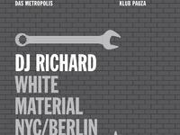 DRUGIE URODZINY DAS METROPOLIS W/ DJ RICHARD