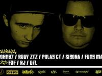 JOHN 87, DJ FBF, RUDY ZTZ. B-Day party