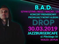Koncert premierowy koszalińskiego rapera B.A.D.