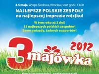 3 - majówka 2012 we Wrocławiu