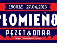 Pionierzy Stylu vol. 2 -ONAR & PEZET Płomień 81