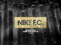 Nike F.C.: Nie gramy w futbol, żyjemy nim / Nike świętuje 20 lat błyskotliwego futbolu