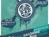 Cube Rap Night #1 w Człuchowie