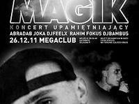Koncert upamiętniający Magika