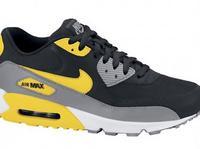 Nike Air Max 90 Black/Varsity Maize/White
