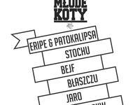 Młode Koty / Eripe&Patokalipsa x Stochu x Bejf x Błaszczu x SKW @ ARKADA KATOWICE